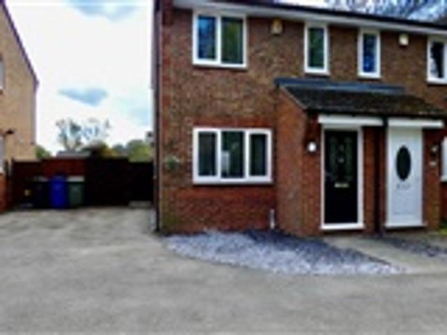 2 Bed Semi Detached For Sale Alpine Grove Chesterfield