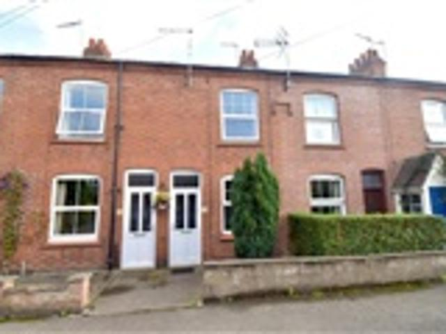 2 Bed Terraced For Sale Barwell Road Hinckley