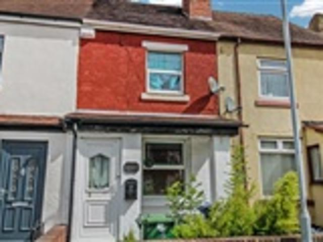 2 Bed Terraced For Sale Cemetery Road Cannock