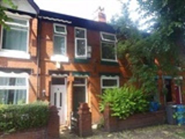 2 Bed Terraced For Sale Rosford Avenue Manchester