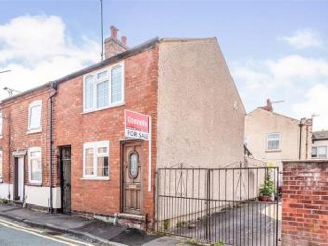 2 Bed Terraced House For Sale Sash Street Stafford Staffordshire St16 £50,000