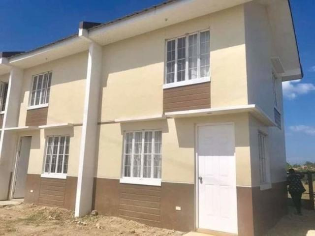 Ready For Occupancy Rent To Own House & Lot In Capipisa, Tanza Cavite Near A. Soriano Highway