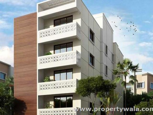 2 Bedroom Apartment / Flat For Rent In Old Airport Road Area, Bangalore