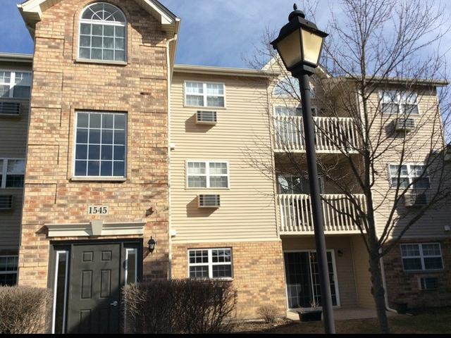 2 Bedroom Apartment For Rent At 1545 W Crystal Rock Ct #1d, Round Lake Beach, Il 60073