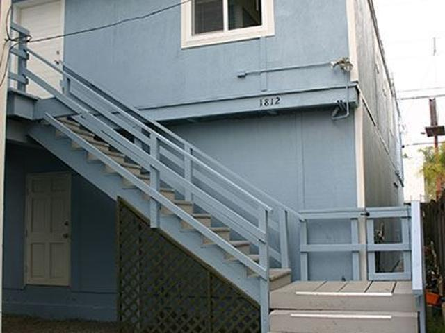 2 Bedroom Apartment For Rent At 1812 Hornblend St, San Diego, Ca 92109 Pacific Beach
