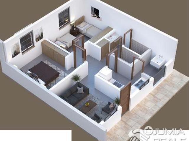 2 Bedroom Apartment For Sale In Mombasa