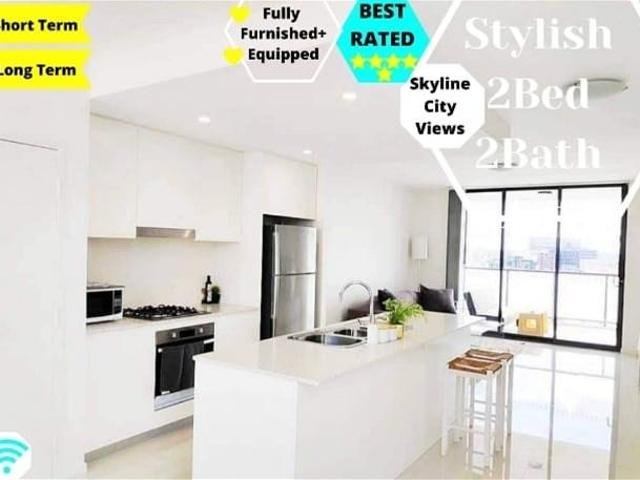 2 Bedroom Apartment Unit Liverpool Nsw For Rent At 850