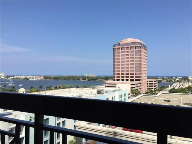 2 Bedroom Condo For Rent At 801 S Olive Ave #810, West Palm Beach, Fl 33401