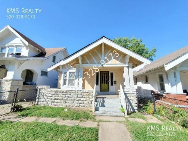 2 Bedroom Detached House Kansas City Mo For Rent At 950