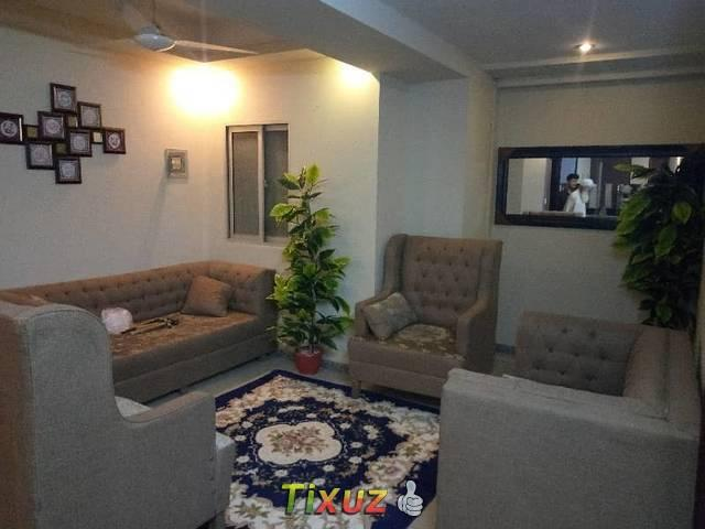 2 Bedroom Flat For Rent In Qj Heights Bahria The Wn