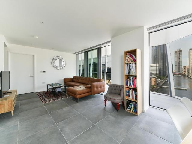 2 Bedroom Flat For Sale In, Dollar Bay Place, London, E14 On Boomin