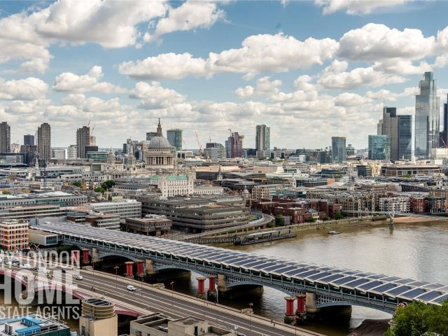 2 Bedroom Flat For Sale In South Bank Tower, 55 Upper Ground, Bankside, Se1 On Boomin