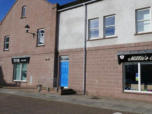 2 Bedroom Flat To Rent 3 Fraser Court, Rothienorman, Inverurie, Ab51
