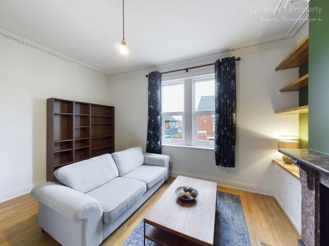 2 Bedroom Flat To Rent In 22 Seventh Avenue, Newcastle Upon Tyne On Boomin