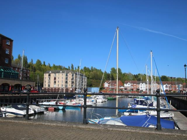 2 Bedroom Flat To Rent In Rowes Mews, St Peter's Basin, Newcastle Upon Tyne, Ne6 On Boomin