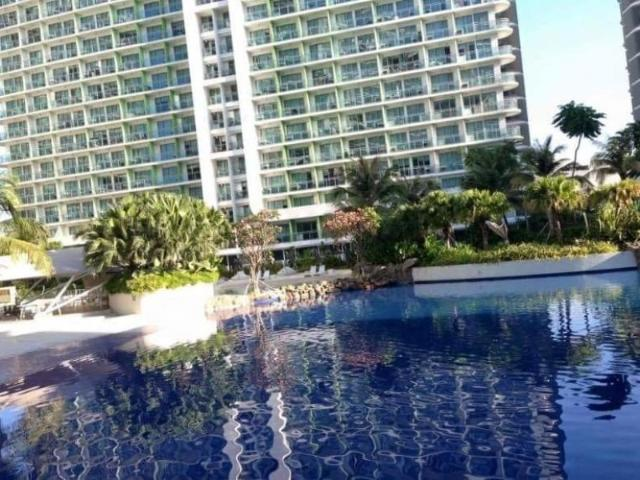 2 Bedroom Fully Furnished Unit With Parking For Sale At Azure Urban Resort Residences