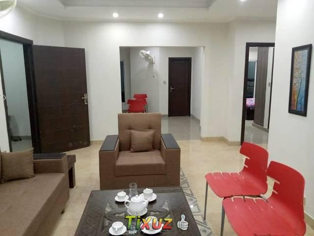 2 Bedroom Furnished Flat For Sale In Bahria Town