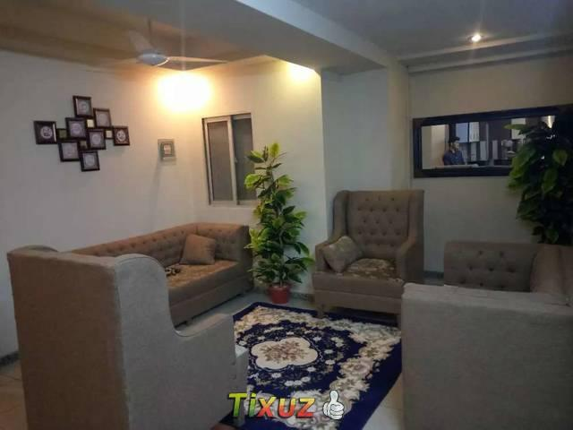 2 Bedroom Furnished Flat In Qj Heights For Sale