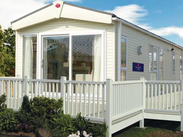 2 Bedroom Holiday Park Home For Sale