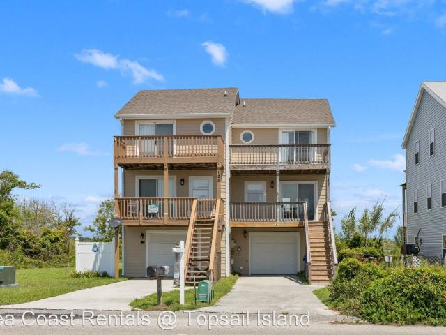 2 Bedroom Home For Rent At 127 Sea Gull Ln, N Topsail Beach, Nc 28460