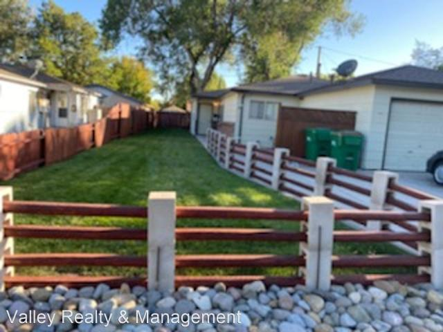 2 Bedroom Home For Rent At 315 Burton St, Carson City, Nv 89706