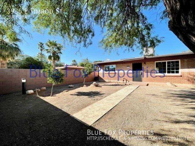 2 Bedroom Home For Rent At 3935 E Timrod St, Tucson, Az 85711 San Clemente