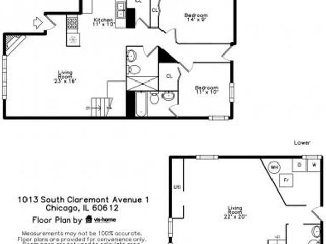 2 Bedroom House Chicago Il