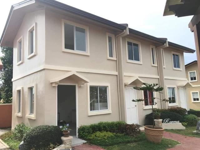 2 Bedroom House For Sale In Palawan Townhouse End Unit