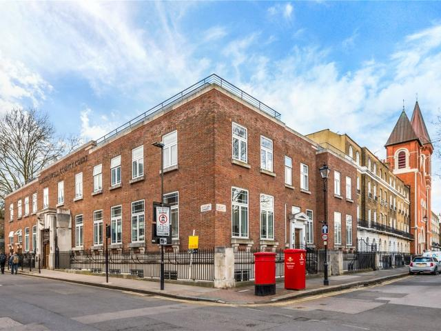 2 Bedroom Property For Sale In Clerkenwell Court, 11 Duncan Street, N1 On Boomin
