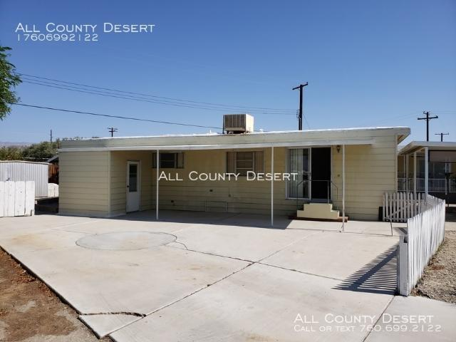 2 Bedroom Rental In Thousand Palms, Ca
