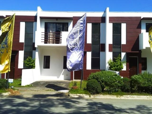 2 Bedroom Town House For Sale In Dasmarinas, Cavite