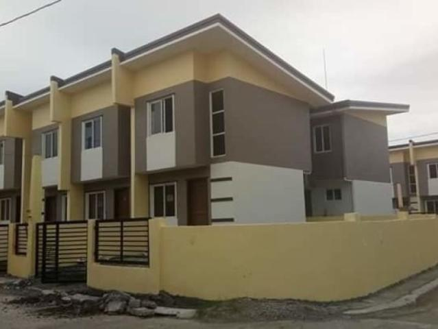 Rent To Own House & Lot Near Governors Drive Brgy. Cabuco Trece Martires Cavitewith Fence ...