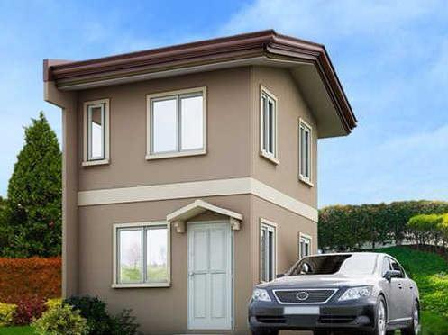 2 Bedrooms House And Lot In Camella Naga Phase 3