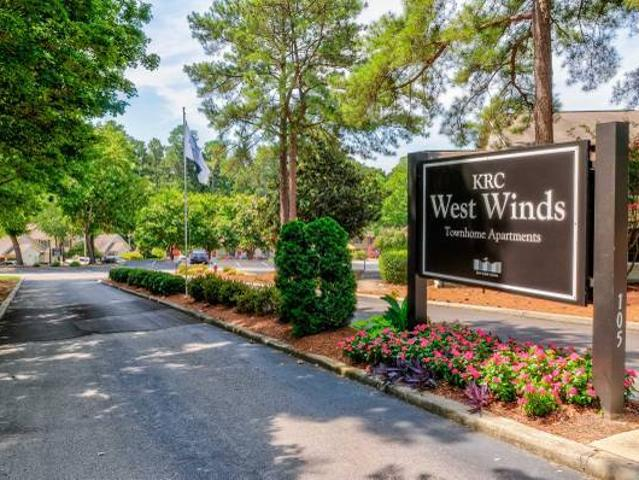 2 Bedrooms Never Looked So Good Krc West Winds Columbia