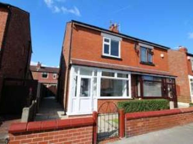 2 Bedrooms Terraced House For Rent In Shaftesbury Road, Stockport Sk3