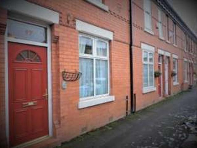 2 Bedrooms Terraced House For Sale In Carlton Avenue, Rusholme, Manchester M14