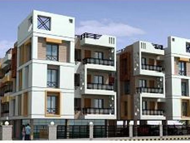 2 Bhk 1060 Sq. Ft. Apartment For Sale In Ganguly 4 Sight Maple At Rs 4800/sq. Ft, Kolkata ...