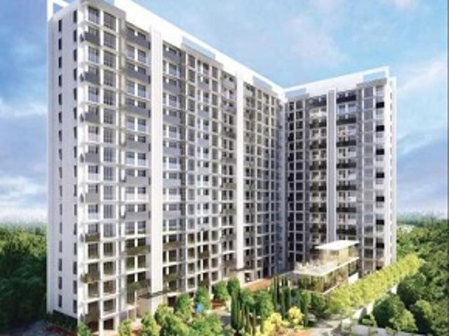 2 Bhk 1338 Sq. Ft. Independent Floor For Sale In Dudhawala Proxima Residences At Rs 16781/...