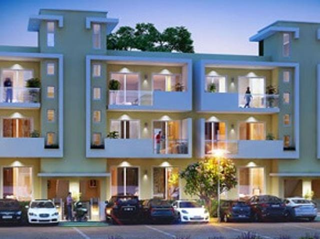 2 Bhk 1521 Sq. Ft. Independent Floor For Sale In Central Park 3 Flower Valley, Gurgaon | S...