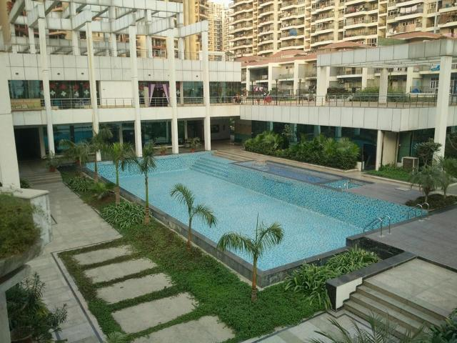 2 Bhk Apartment In Crossings Republik For Resale Ghaziabad. The Reference Number Is 6372