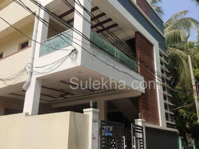 2 Bhk Independent House For Rent At Believers Cottage In Alwal