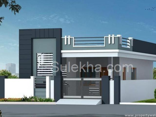 2 Bhk Independent House For Sale In Kovur