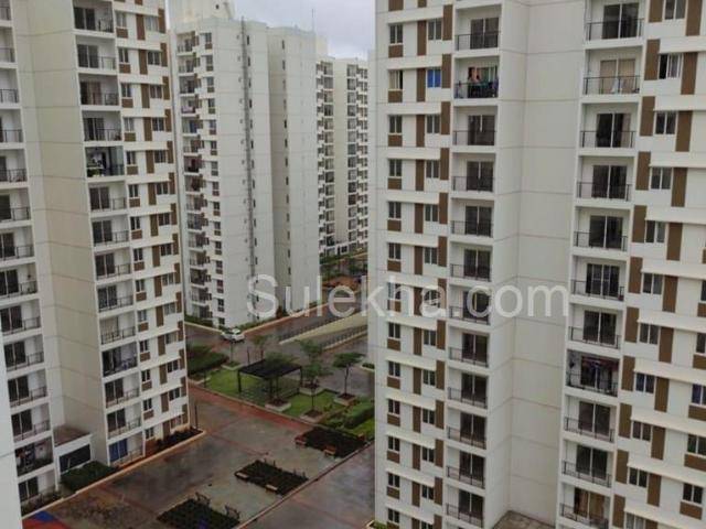 2 Bhk Residential Apartment For Rent At Tatanew Haven In Nelamangala