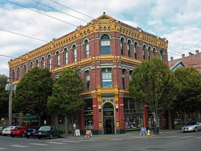 2 Br Apartment In Historic Downtown Port Townsend