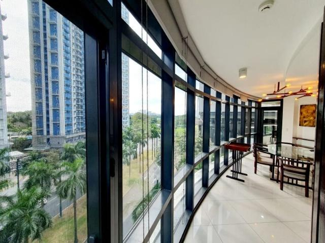 2 Br Fully Furnished W/ Balcony & Parking In Arya Residences Tower 2