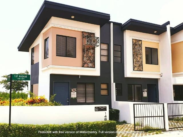 2 Br Townhuse In Pandi, Bulacan Complete Turnover