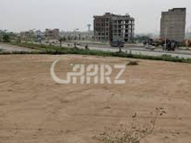 2 Kanal Commercial Land For Sale In Lahore
