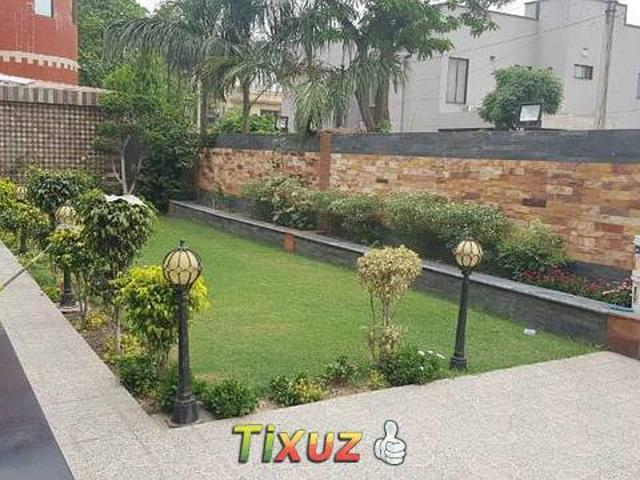 2 Kanal Double Storey Furnished House For Rent In Dha Eme Society Cana