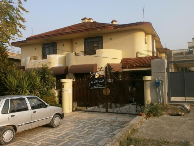 2 Kanal House For Rent In Lahore Block E 2