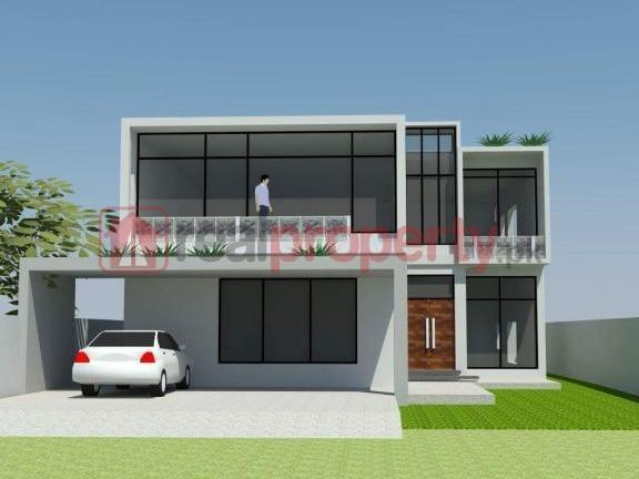 2 Kanal Incomplete House For Sale In Cphs